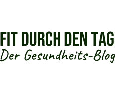 Fit durch den Tag - Logo 4