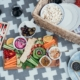 Fit durch den Tag - Picknick